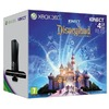 Microsoft Xbox 360 S - 4 GB + Kinect-Sensor + Spiel Disneyland Adventure