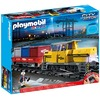 Playmobil Neuer RC-G&uuml;terzug mit Licht und Sound (5258)