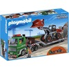 Playmobil Tieflader mit Radlader (5026)