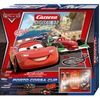 Carrera Digital 132 Set Disney Pixar Cars 2 Porto Corsa Cup
