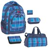 Take it Easy Schulrucksack Berlin Set 5-teilig