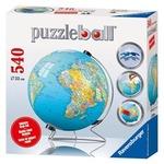 Ravensburger Erde in deutscher Sprache & V-Stand (540 Teile - Puzzleball)