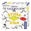 Kosmos Gregs Tagebuch - Brettspiel Stinke-K&auml;se