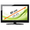 test 80 cm (31,5) lcd-tv medion life p12576 (md 30568)