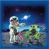 Playmobil Astronaut mit Spy-Robot / Duo Pack (5241)