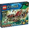 Lego Croc-Boot Zentrale / Legends of Chima (70006)