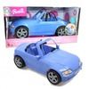 Barbie Cooles Cabrio hellblau