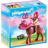 Playmobil Waldfee Surya mit Abendrotpferd (5449)
