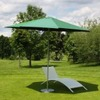 Mendler Gartenschirm N18/N19 270/300 cm