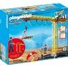 Playmobil Großer Baukran mit IR-Fernsteuerung (5466)