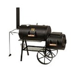 Rumo Joes Barbeque Smoker Classic