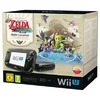 Nintendo Wii U Premium Pack + Legend of Zelda Wind Waker HD