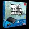 Sony PlayStation 3 SuperSlim 500 GB inkl. Grand Theft Auto 5 (GTA5)