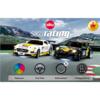 Siku racing GT Challenge - Komplettset, Maßstab 1:43