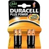 Duracell Plus Power-AAA(MN2400/LR03)K4