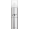 Carolina Herrera 212 Deodorant Natural Spray 150 ml