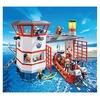 Playmobil Küstenwachstation mit Leuchtturm (5539)