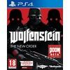 Bethesda Wolfenstein: The New Order (AT-PEGI) (PS4)