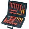Knipex Werkzeugkoffer mit isolierten Werkzeug 26tlg.