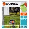 Gardena Komplett-Set mit Viereck-Versenkregner OS140 (8221-20)