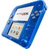 Nintendo 2DS Transparent Blau