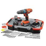 Black&Decker Set 18V EGBL188BAST