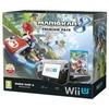 Nintendo WiiU Premium Pack schwarz inkl. Mario Kart 8 (32GB)