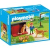 Playmobil Golden Retriever mit Welpen (6134)