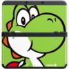 Nintendo New 3DS Zierblende 003 Yoshi
