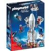 Playmobil Weltraumrakete mit Basisstation (6195)
