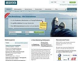 Absolventa - Job-Plattform von Absolventen für Absolventen