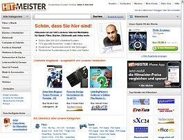 Hitmeister - Filme, Bücher, Spiele, Musik und Hörbücher sicher kaufen und verkaufen
