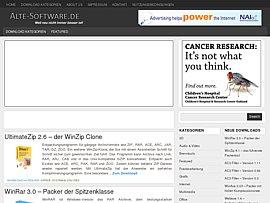 Homepage- und Webseitenvorlagen