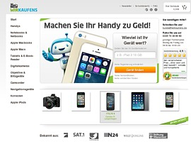 Wirkaufens - Ankauf gebrauchter Elektronikartikel