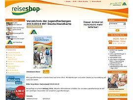 DJH Service bietet kostenloses Entdeckerbuch - Verzeichnis der Jugendherbergen 2016/2017
