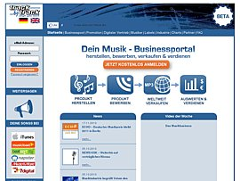 Track by Track -Musik-Businessportal