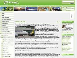 Smavel testet Airlines - Billigflüge teurer als Linienflüge