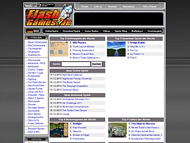 Flashgames.de - Kostenlose Online-Spiele und Games zum Download