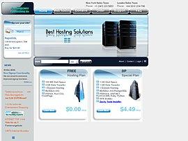 Gratis Webspace und Hosting