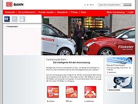 DB Carsharing - In Berlin Fiat 500 für 1 Euro pro Stunde mieten