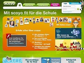 Scoyo: Spielend für die Schule lernen