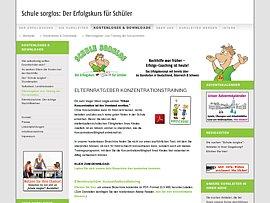 Elternratgeber kostenlos downloaden: Konzentrationstraining