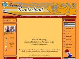 Ab nach Paraguay in die gemütliche Pension Kunterbunt