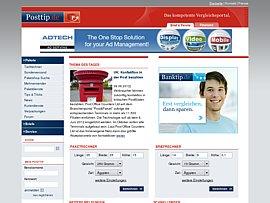 Paketshop: posttip.de veröffentlicht deutschlandweite Liste aller 13.500 Paketshop