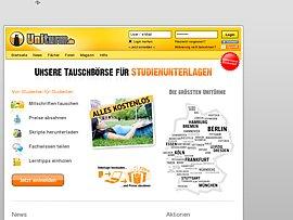 Uniturm.de - Bundesweites Wissensnetzwerk für Studenten
