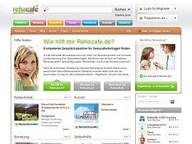 Rehacafe.de - Community für Gesundheit, Vorsorge und Rehabilitaion