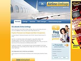 Umfrage zum Fliegen: Tops und Flops der Airlines