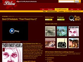 Kostenlose Downloads - MP3 Compilations des Musik-Magazins Phlow