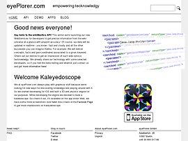 EyePlorer visualisiert das geballte Wissen des Internets
