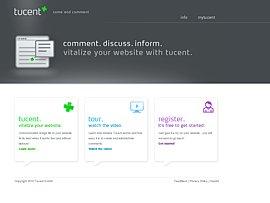 Tucent.net bietet Kommunikationstool für Kommentare auf Eurer Webseite